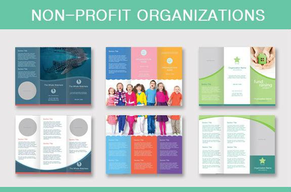 Standard Brochure Printing Sizes | UPrinting com